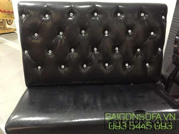 Sofa karaoke Màu đen