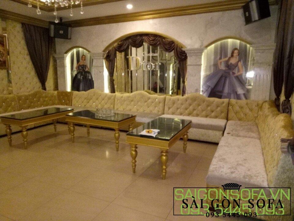 Sofa karaoke rộng