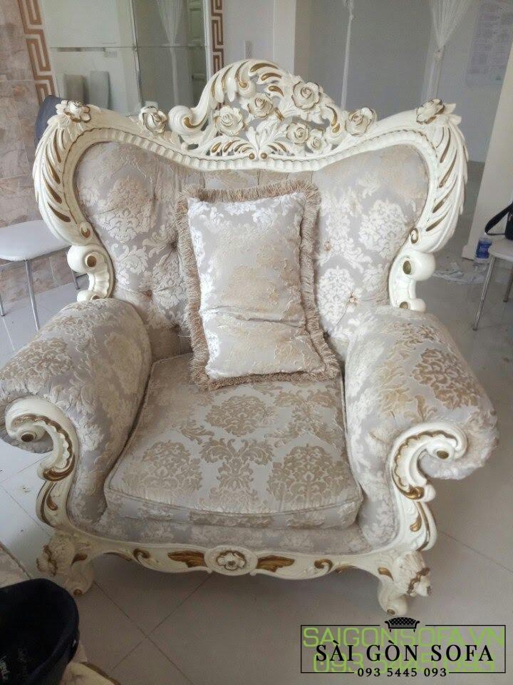 May nệm ghế sofa giá rẻ lấy liền tại TPHCM